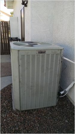 Air Conditioning Products - before
